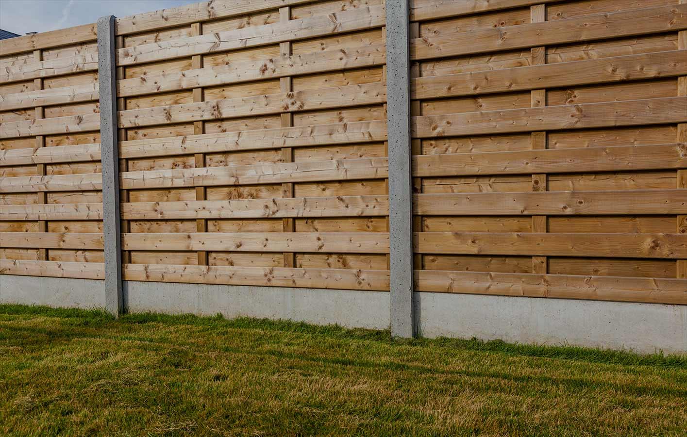 Sichtschutz Zaun Kunststoffzaun Holzzaun Köln Leverkusen